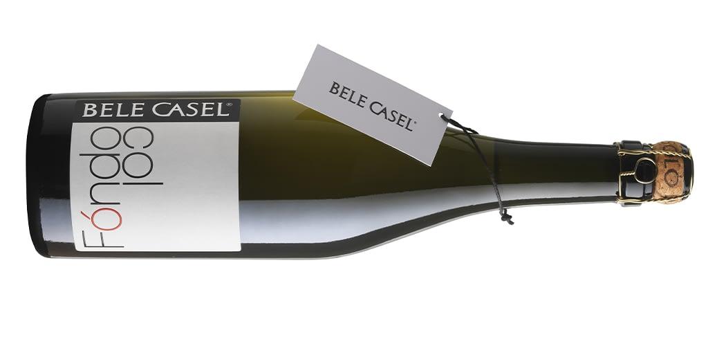 bottiglia prosecco colfondo