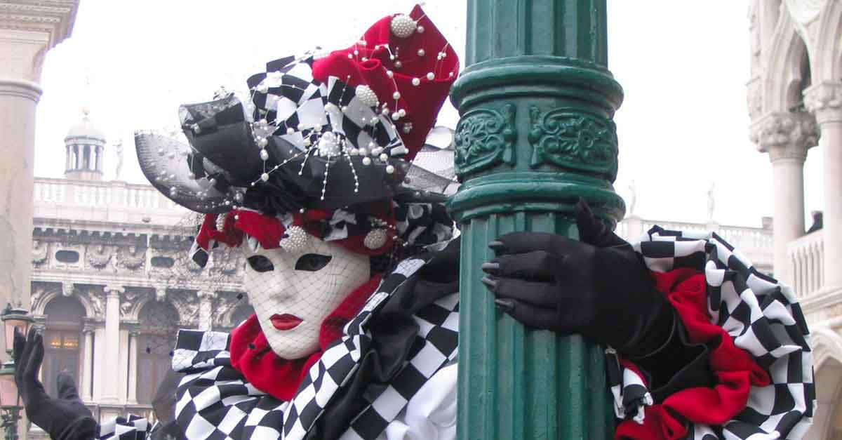 Origini del Carnevale di Venezia - Photo by wanblee