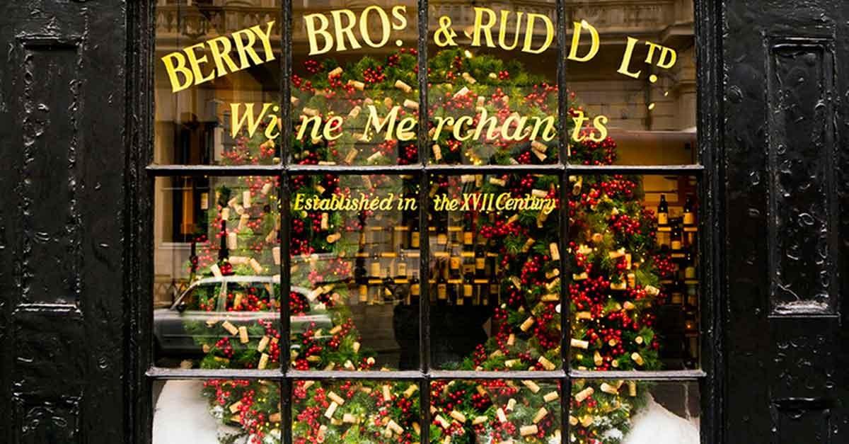 best wine shop london