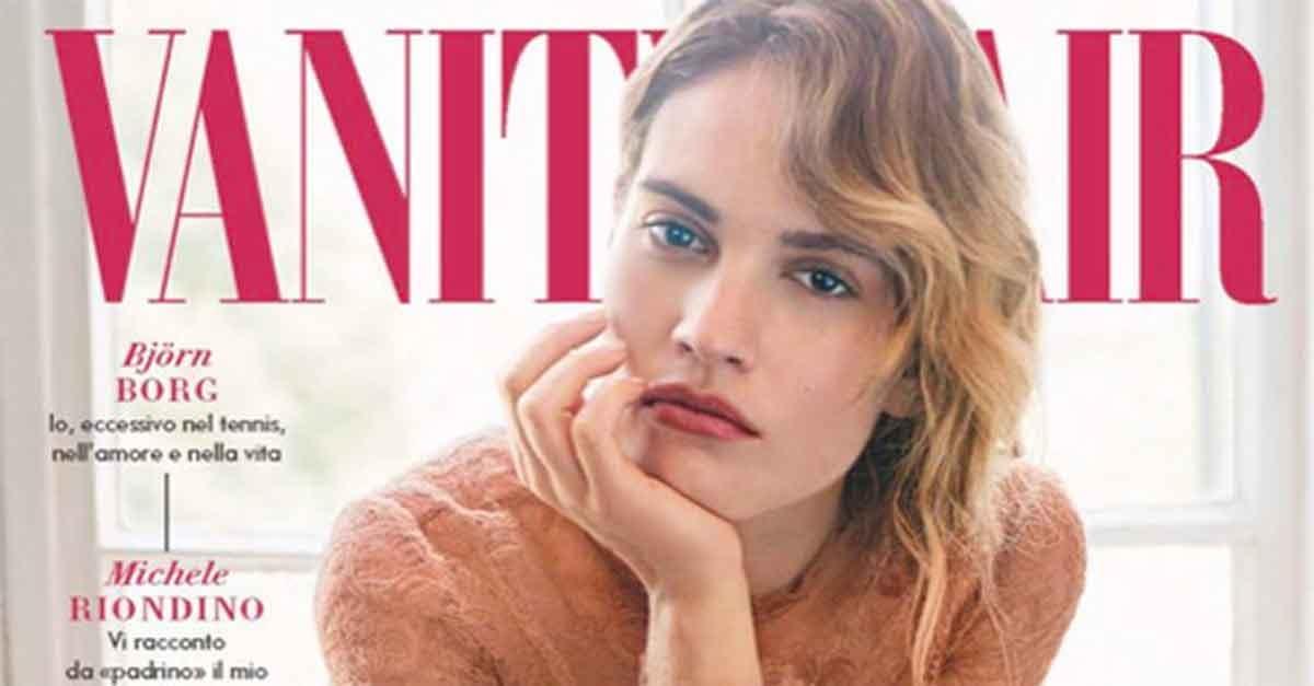 Vanity Fair Italy features Bele Casel