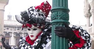Origini del Carnevale di Venezia - Photo by wanblee